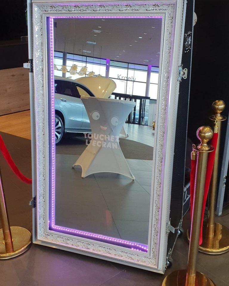 miroir magique photobooth